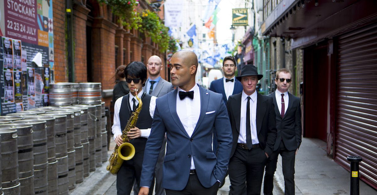 Tag Swing Band Ireland