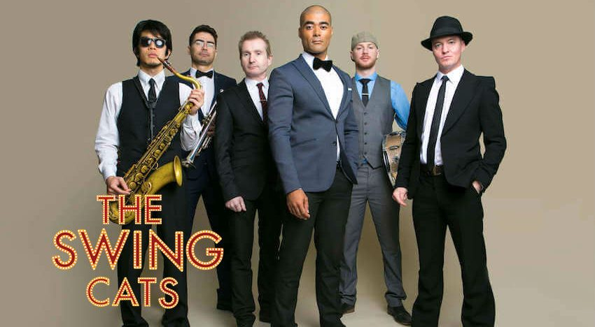 The Swing Cats Best Wedding And Event Band In Ireland